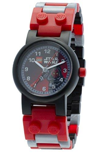 LEGO Kids 8020332 Star Wars Darth Maul Watch