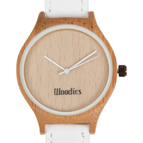 Wood watch brands - Woodie Watch