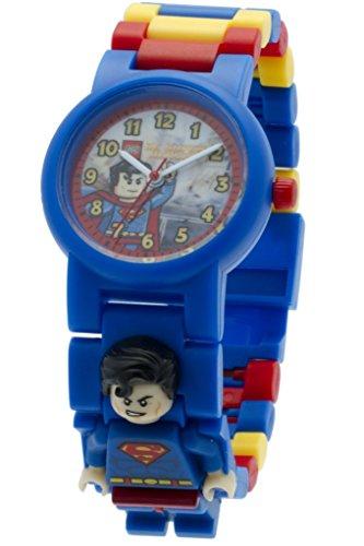 LEGO Kids' 9005619 DC Universe Super Heroes Watch