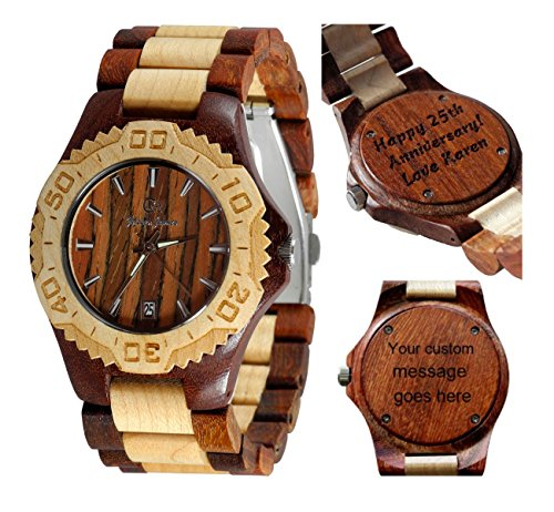 wood watches reviews