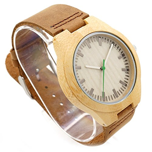 wooden watch review