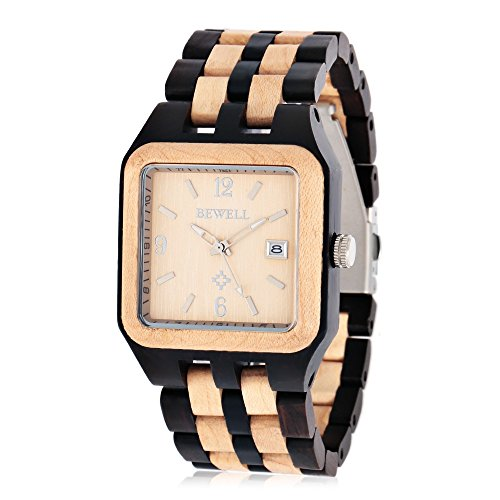bewell wood watch