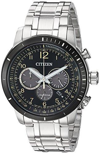 Citizen Men's 'Chronograph' Quartz Stainless Stee...