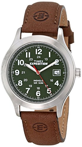 Timex Men's T40051 Expedition Metal Field Brown L...
