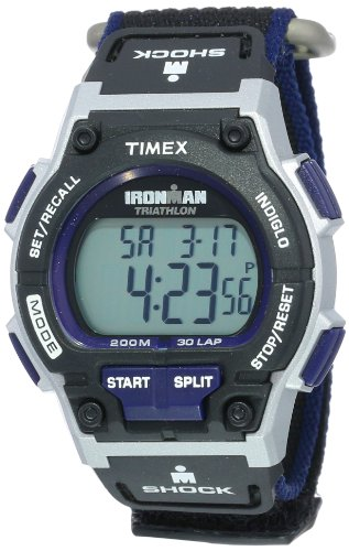 Timex Men's T5K198 Ironman Original 30 Shock Full...