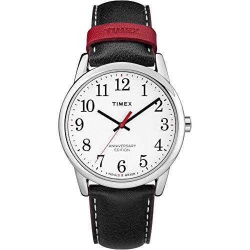 Timex Men's TW2R40000 Easy Reader 40th Anniversar...
