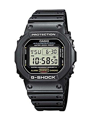Casio Men's G-shock DW5600E-1V Shock Resistant Bl...