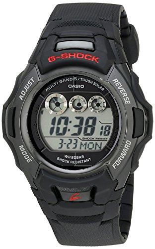 Casio Men's G-Shock GWM530A-1 Tough Solar Atomic ...