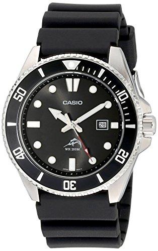 Casio Men's MDV106-1AV 200M Duro Analog Watch, Bl...