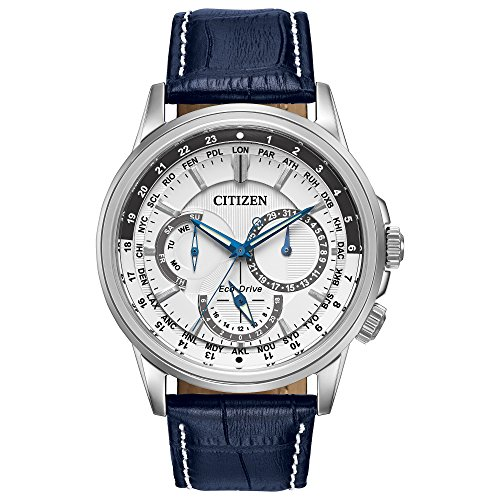 Citizen Men's Eco-Drive Calendrier Watch with Day...