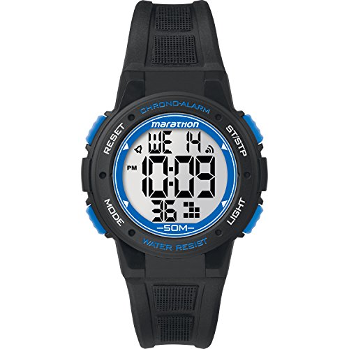Marathon by Timex Unisex TW5K84800 Digital Mid-Si...