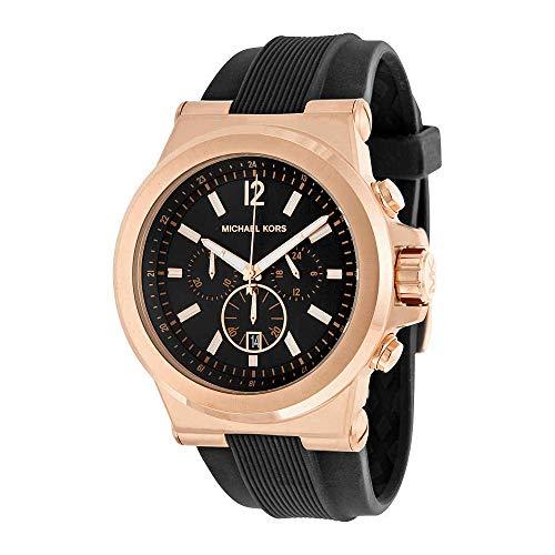 Michael Kors MK8184 Men's Classic Watch Dial: Bla...