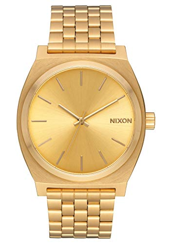 Nixon Time Teller All Gold Women's Watch (37mm. A...