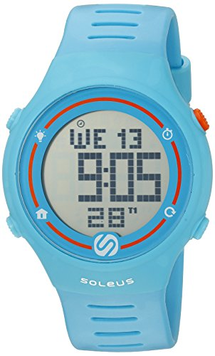 Soleus Unisex SR022-460 Sprint Digital Display Qu...