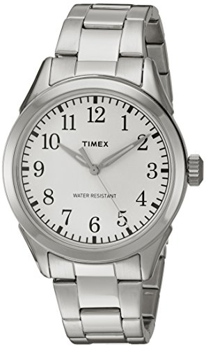 Timex Men's TW2P99800 Briarwood Terrace Silver-To...