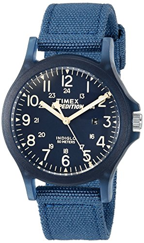 Timex Unisex TW4B09600 Expedition Acadia Mid-Size...