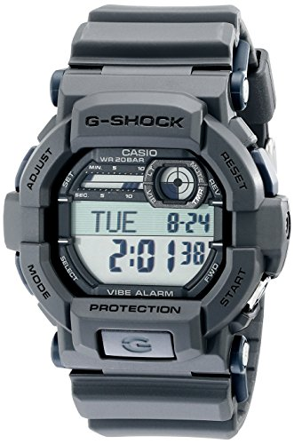 Casio Men's G-Shock GD350-8 Grey Resin Sport Watc...