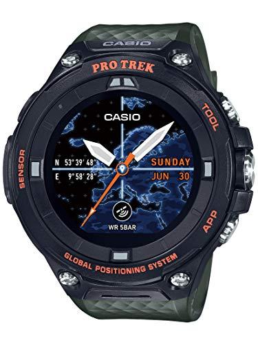 Casio Men's PRO Trek Stainless Steel Quartz Watch...