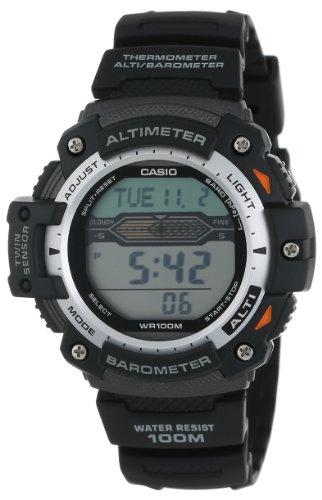 Casio Men's SGW300H-1AVCF Twin Sensor Multi-Funct...