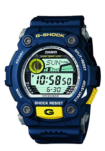 Casio Men's XL Rescue Series G-Shock Quartz 200M ...