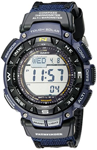 Casio Wristwatches (Model: PAG240B-2CR)