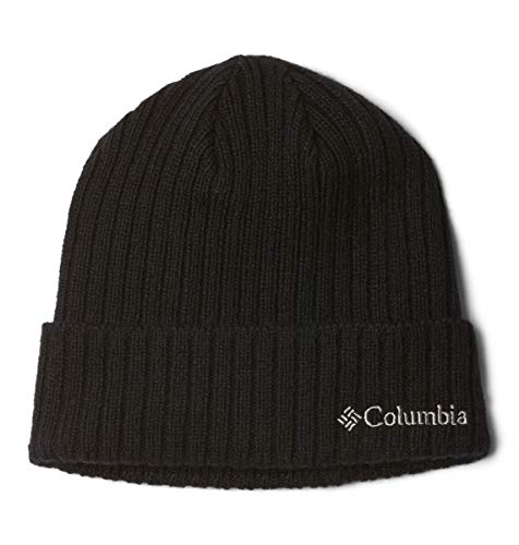 Columbia Unisex Watch Cap II, Black/White Marled,...