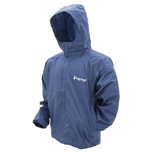 Frog Toggs SW62123-422X Storm Watch Jacket, Blue,...