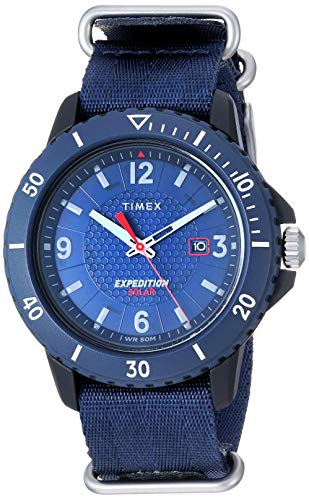 Timex Men's TW4B14300 Expedition Gallatin Solar B...