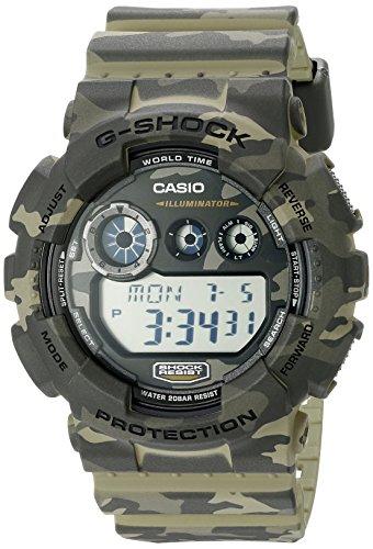 Casio G-Shock Men's GD-120CM Camo Sport Watch