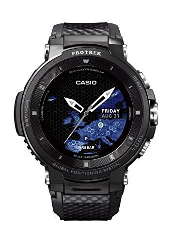 Casio Pro Trek Touchscreen Outdoor Smart Watch Re...