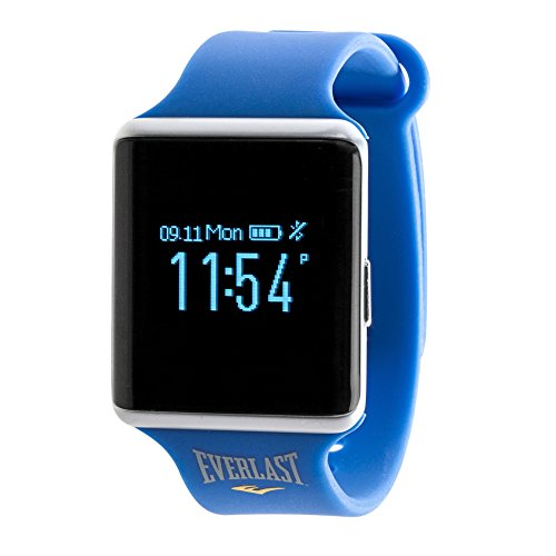 Everlast Chinese-Automatic Fitness Watch with Rub...