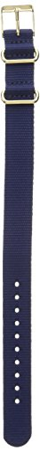 Timex TW7C03700 Weekender 16mm Dark Blue Fabric S...