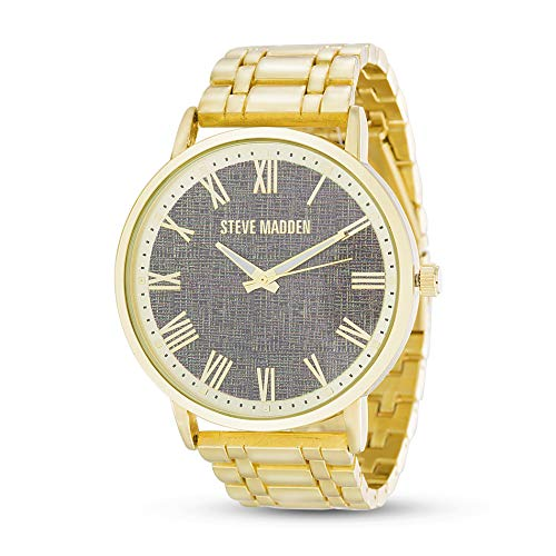 Steve Madden Fashion Watch (Model: SMW245G)