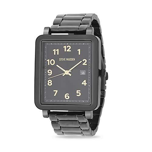 Steve Madden Fashion Watch (Model: SMW257BK)