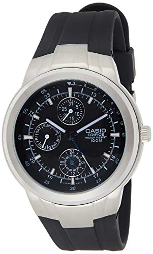 Casio Men's EF305-1AV Edifice Multifunction Watch...