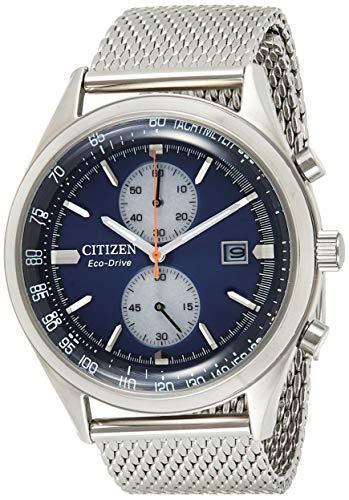 Citizen Men's Chandler Quartz Watch with Stainles...