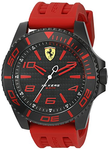 Ferrari Men's 0830308 XX KERS Analog Display Japa...