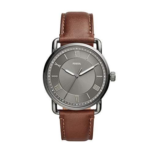 Fossil Men's Copeland Quartz Stainless Steel and ...