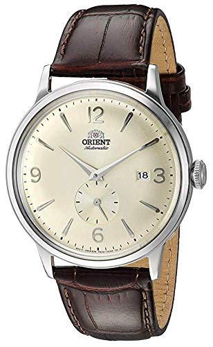 Orient Men's Bambino Small Seconds Stainless Stee...
