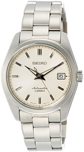 Seiko Men's Japanese-Automatic Watch with Stainle...