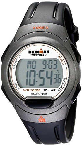 Timex Men's T5K607 Ironman Essential 10 Full-Size...