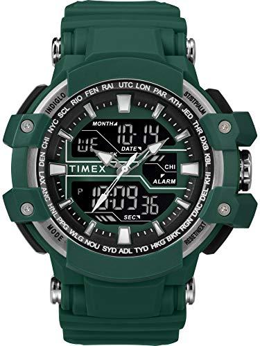 Timex Men's TW5M22800 DGTL Tactic Big Combo 53mm ...