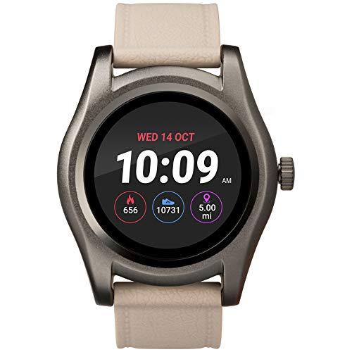 iConnect By Timex Classic Round Smartwatch with H...