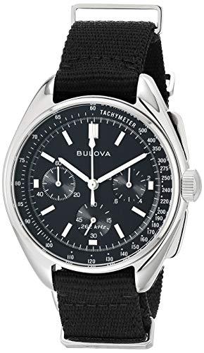 Bulova Men's Stainless Steel Quartz Sport Watch w...
