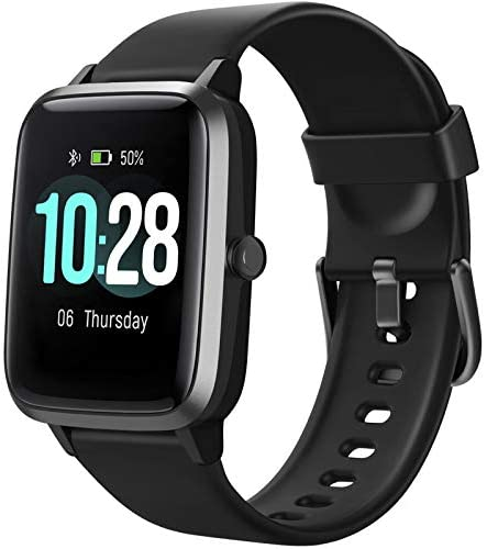Letsfit Smart Watch, Fitness Tracker with Heart R...