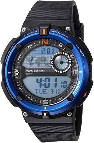 Casio Men's Twin Sensor SGW600H Casual Watch