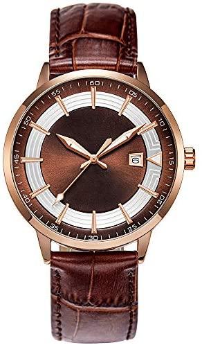 Classic Unique Business Watches Men Easy Reader C...