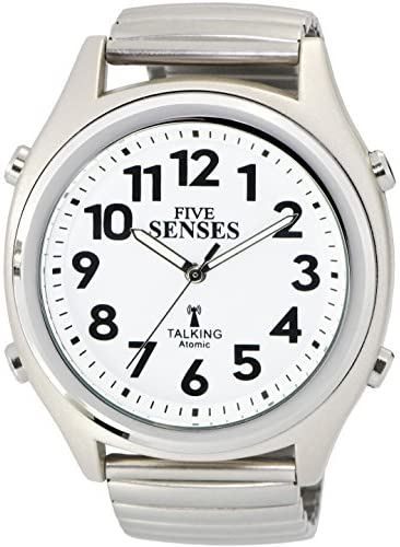 Atomic English Talking Watch for Seniors with Lou...