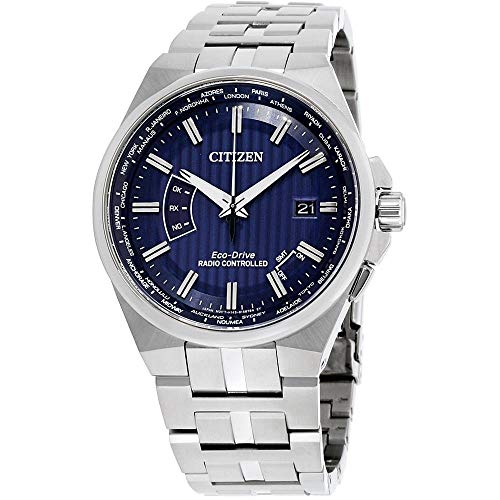 Citizen Watches CB0160-51L Eco-Drive Silver-Tone ...