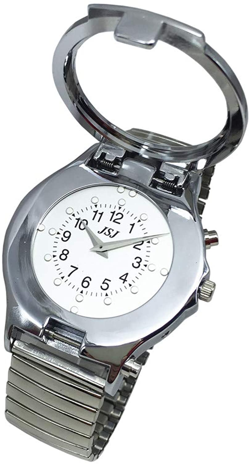 English Talking and Tactile Watch for Blind Peopl...